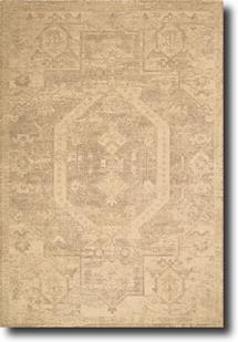 Silken Allure-SLK15-SAN Machine-Made Area Rug