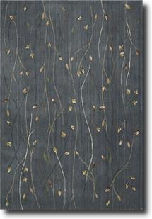 Cambridge Nouri-CG04-BL Machine-Made Area Rug