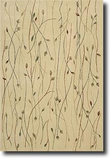 Cambridge Nouri-CG04-IV Machine-Made Area Rug