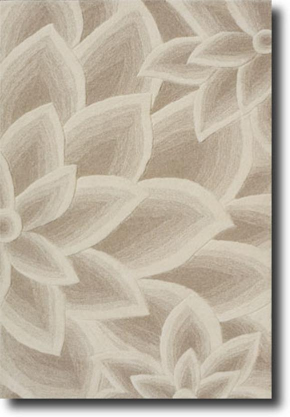 Artisan Studio Lux-Cologne-17027-White Beige Hand-Tufted Area Rug