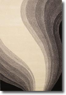 Artisan Studio Lux-Malabar-Black White Hand-Tufted Area Rug