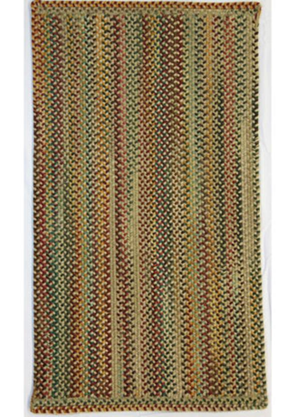 Bear Creek VS Rectangle-980-150-Wheat Braided Area Rug
