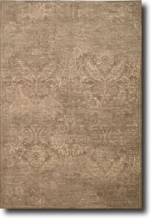 Silken Allure-SLK19-MSH Machine-Made Area Rug