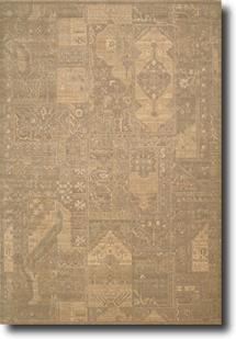 Silken Allure-SLK16-MTC Machine-Made Area Rug