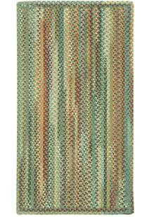 Bear Creek VS Rectangle-980-225-Sage Braided Area Rug