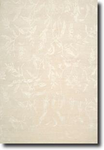 Silk Shadows-SHA01-IV Hand-Knotted Area Rug