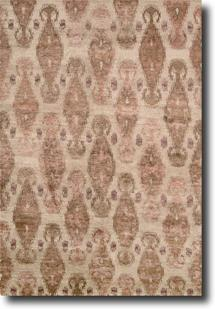 Silk Shadows-SHA08-SAN Hand-Knotted Area Rug