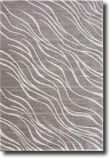 Eufora Silk-510-Grey Machine-Made Area Rug