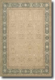 Regal Nouri-REG01-SAN Hand-Tufted Area Rug