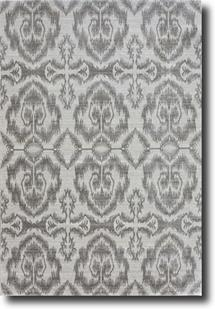 Eufora Silk-508-Grey Machine-Made Area Rug