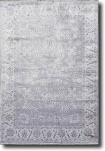 Eufora Silk-800-Grey Machine-Made Area Rug
