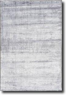 Eufora Silk-818-Grey Machine-Made Area Rug