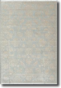 Tiffani Silk-421-Ash Machine-Made Area Rug