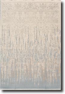 Tiffani Silk-424-Ash Machine-Made Area Rug