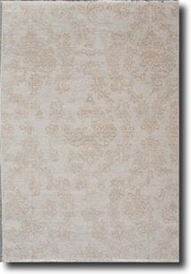 Tiffani Silk-443-Beige Machine-Made Area Rug