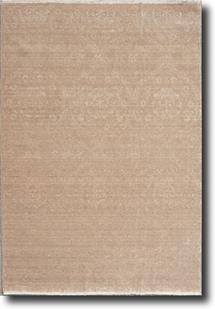 Tiffani Silk-444-Soil Machine-Made Area Rug