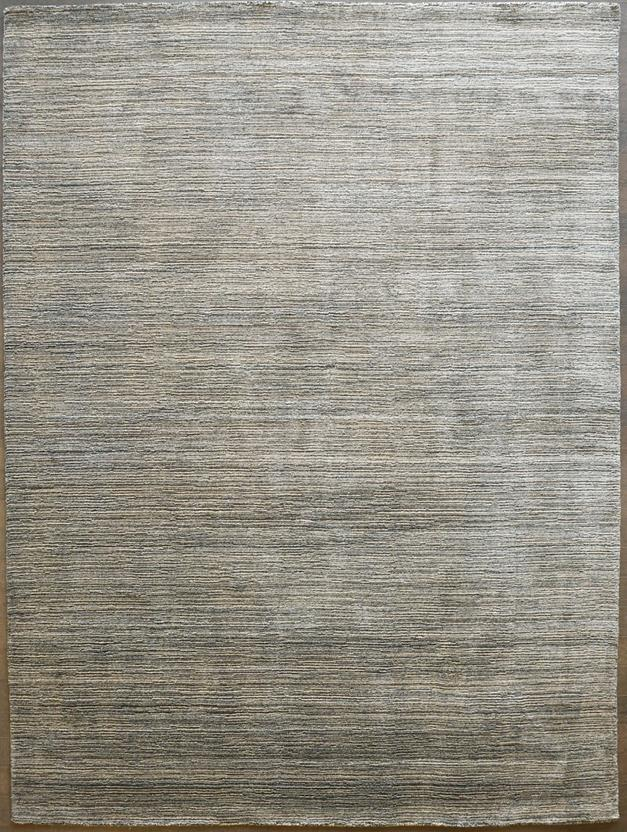 Azores-Stripe-Brown Greystone Hand-Tufted Area Rug