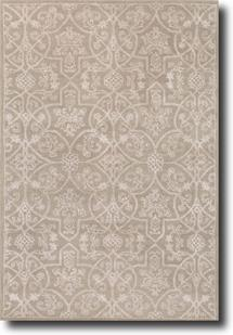 Ashland JA-ASH06-Agate Gray Turtle dove Hand-Tufted Area Rug