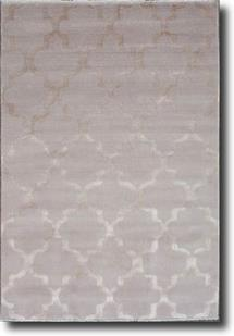 Tiffani Silk-35-Beige Machine-Made Area Rug