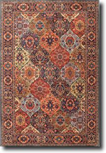 Spice Market-90669-90097 Machine-Made Area Rug