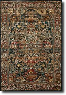 Spice Market-90807-50130 Machine-Made Area Rug