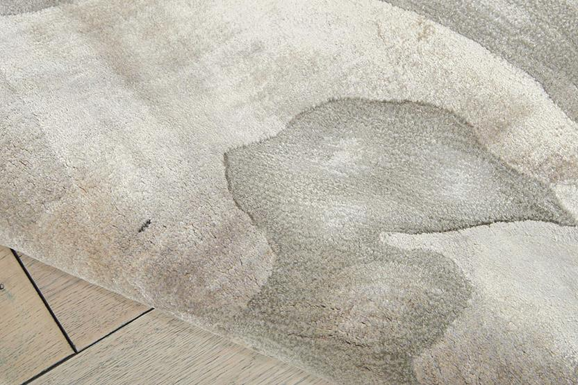 Prismatic-PRS05-SVCLD Hand-Knotted Area Rug collection texture detail