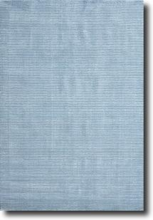 Urban Loop-urban-blue Hand-Knotted Area Rug