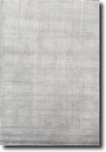Urban Loop-urban-grey Hand-Knotted Area Rug
