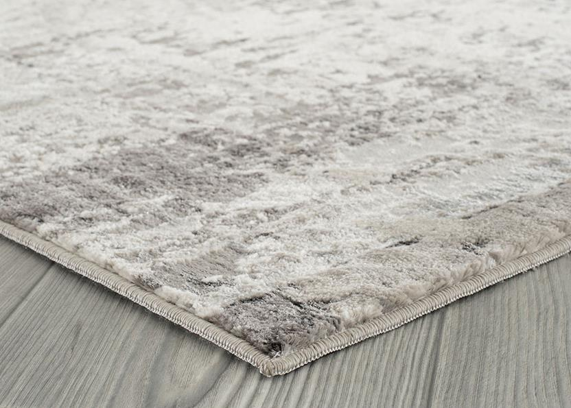 Cambria-CAM-49-Gray Machine-Made Area Rug collection texture detail