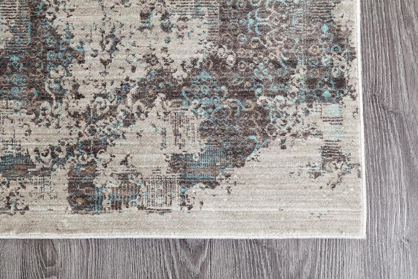 Cambria-CAM-9-Charcoal Machine-Made Area Rug collection texture detail