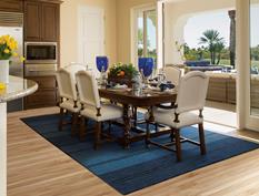 Barclay Butera - Oxford-OXFD1-MEDIT Room Lifestyle Area Rug detail