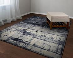 Easson CS-6362-6656 Room Lifestyle Machine-Made Area Rug detail