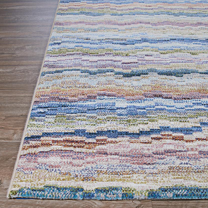 Easson CS-6398-9191 Machine-Made Area Rug collection texture detail
