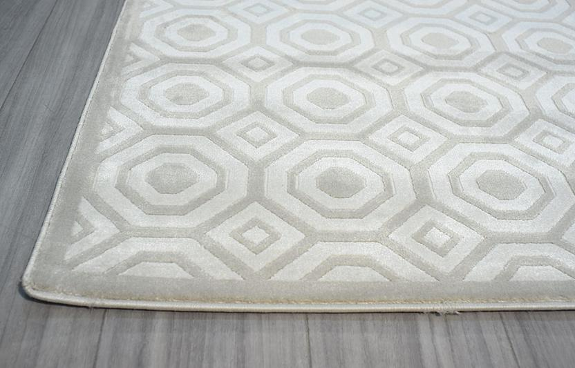 Abruzzo-11300-Worsted Machine-Made Area Rug collection texture detail