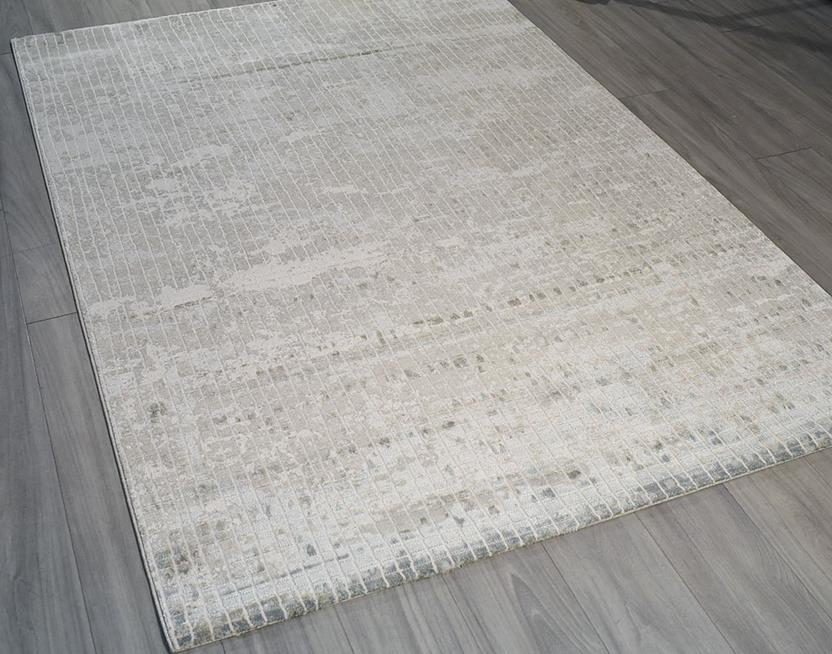 Abruzzo-32300-Sterling Machine-Made Area Rug collection texture detail