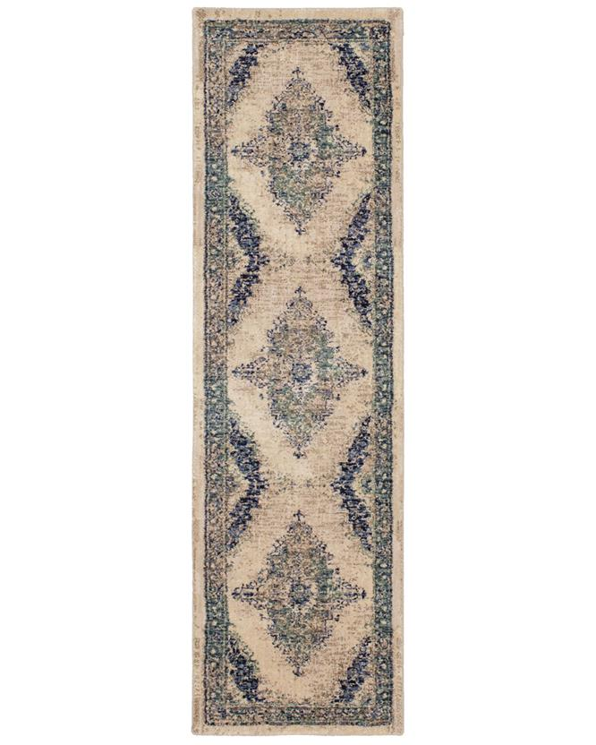 Cosmopolitan KAR-90961-50134 Runner Machine-Made Area Rug detail