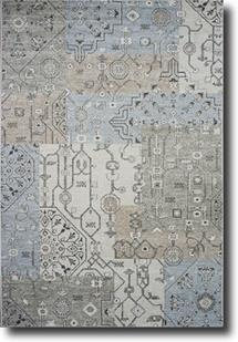 Farahan-95002-2858 Machine-Made Area Rug