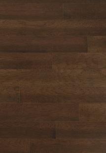 Latitude - Foundry Hickory-WMFOU-Burnt Umber Engineered Hardwood Flooring