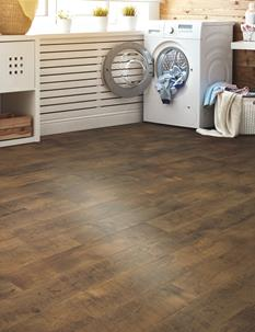 Sawmill Ridge-CDL79-Nomadic Oak Room Lifestyle Laminate Flooring detail