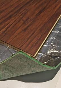 Acoustic Mat Underlayment-100 sq.ft. per roll-GRERUBPAD Flooring Accessories