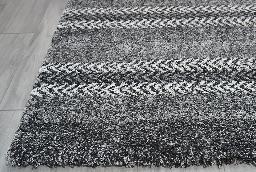 Amiani-23133-4238 Machine-Made Area Rug collection texture detail