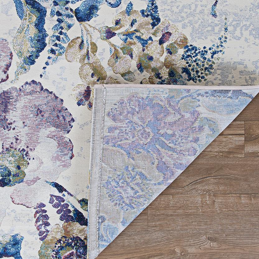 Easson CS-6349-6191 Machine-Made Area Rug collection texture detail