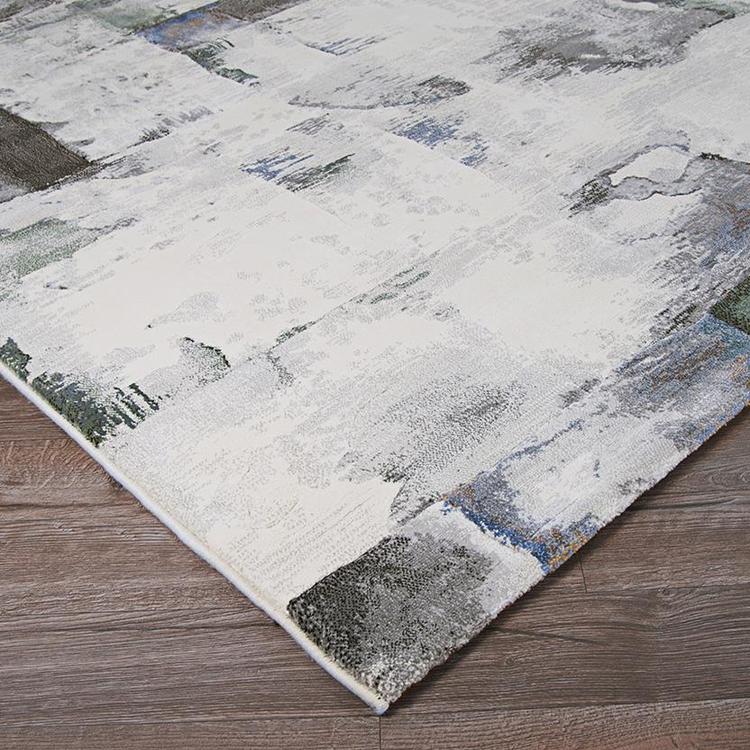 Easson CS-6354-6696 Machine-Made Area Rug collection texture detail