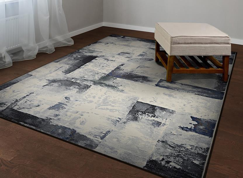 Easson CS-6354-6696 Room Lifestyle Machine-Made Area Rug detail