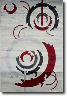 Tuscany-3960-6622 Machine-Made Area Rug