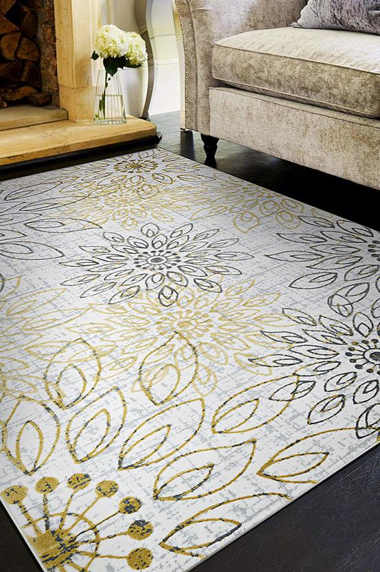 Caladium CS-5175-0747 Room Lifestyle Machine-Made Area Rug detail