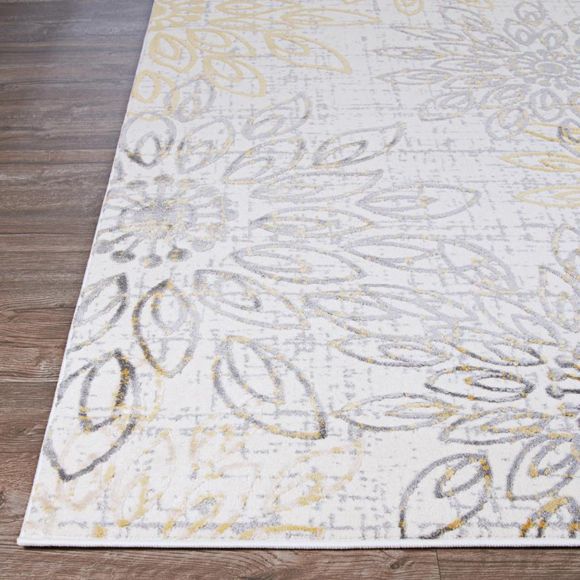 Caladium CS-5175-0747 Machine-Made Area Rug collection texture detail