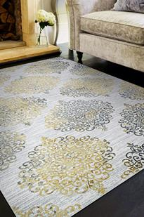 Caladium CS-5176-0747 Room Lifestyle Machine-Made Area Rug detail