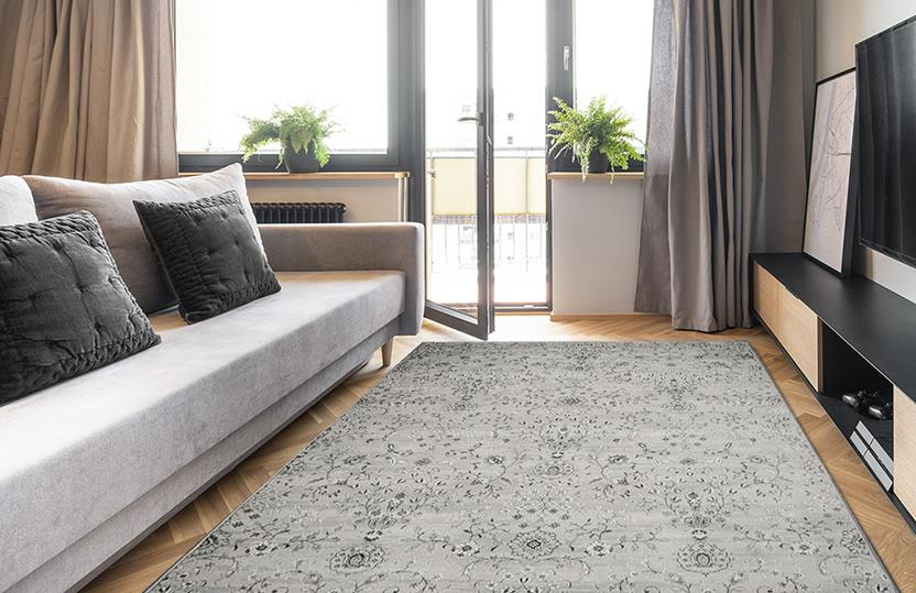 Agra SD-57132-9646 Room Lifestyle Machine-Made Area Rug detail