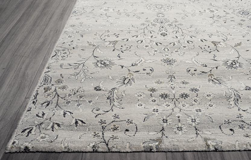 Agra SD-57132-9646 Machine-Made Area Rug collection texture detail